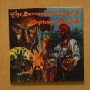 Captain Sinbad - Seven Voyages of Captain Sinbad - Greensleeves LP