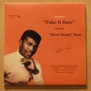 Hopeton Lewis - Take It Easy With The Rock Steady Beat LP