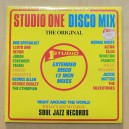 Studio One Discomix - Soul Jazz 2xLP