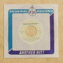 The Skatalites - One Ska, One Ounce Of Weed, One Beer - Federal 7""