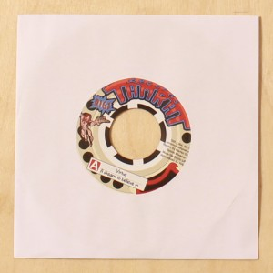 Virtus - A Dream To Believe In / Warrior Dread 7""
