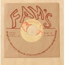 Vivian Jackson & The Defenders - Love Thy Neighbours 7""