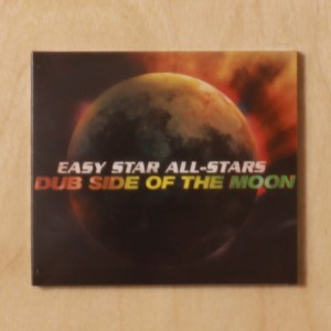 Easy Star All-Stars ‎– Dub Side Of The Moon - CD