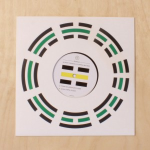 Musai Soundworks - Hoinar / Alpha Steppa - TRIGRAM 10""