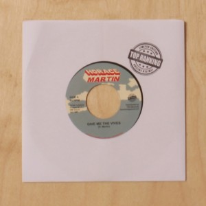 Horace Martin ‎– Give Me The Vives