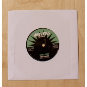 Dennis Brown - Mood For Love / African Dub -  Irie Ites 7""