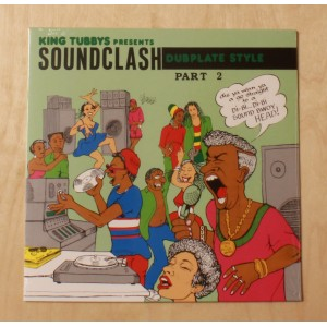 King Tubbys Presents Soundclash Dubplate Style Part 2