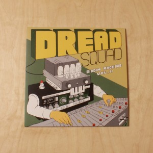 DreadSquad - Riddim Machine Vol 2