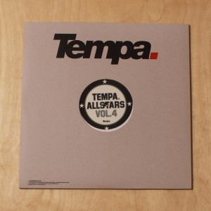 Various ‎– Tempa Allstars Vol. 4