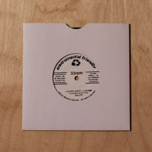 Salute ft Ray Carless - Plastic Cabbage/ dub / Plastic Money / 2.809 Dub