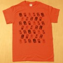 Scotch Bonnet Speakerbox T shirt - Orange