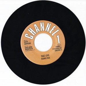 Frankie Paul - That Love - Channel One 7""